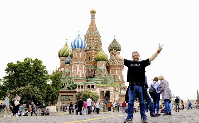Miquel Silvestre viaja a Rusia en 'La 2'