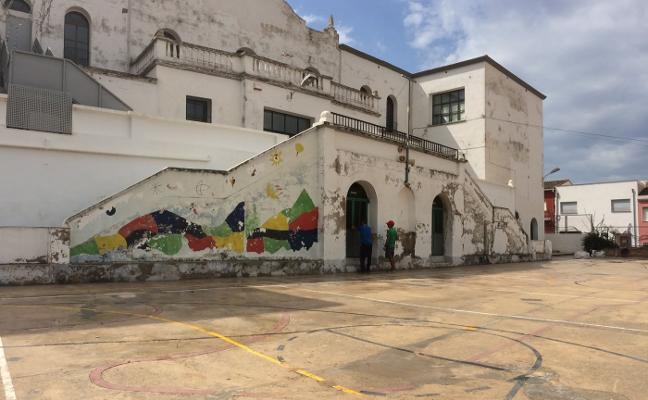 La Font descarta el uso escolar del viejo colegio tras hallar defectos en las vigas