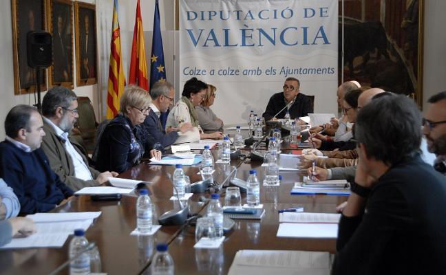 La Diputación garantiza el suministro de agua a 4 municipios y resuelve un conflicto de 20 años