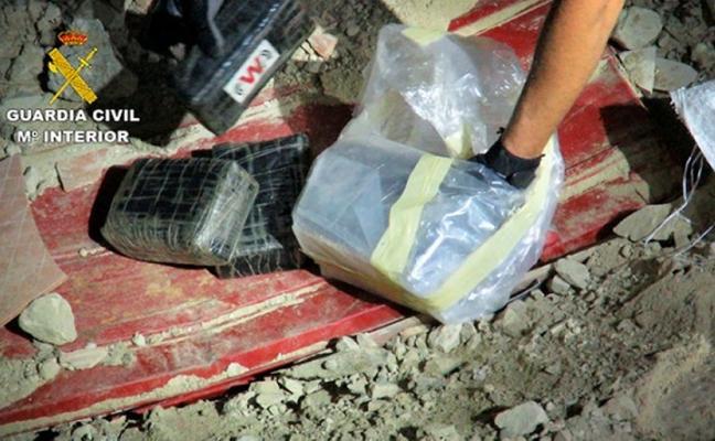 Confiscan cuatro toneladas de cocaína a una banda de narcos