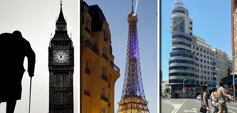 Las 10 ciudades europeas con los alquileres más caros