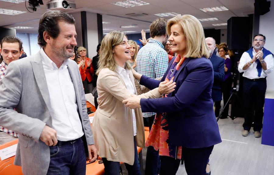 Fátima Báñez participa en una jornada sobre empleo, autónomos y emprendedores en Valencia