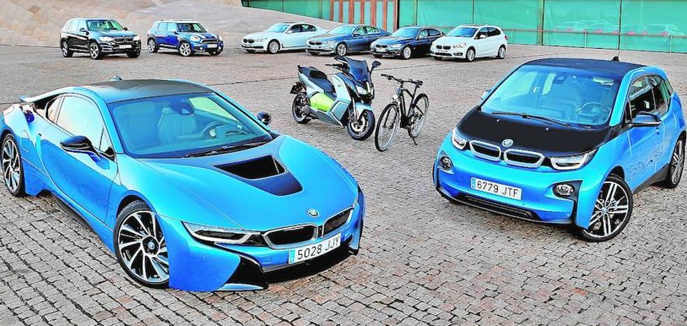 BMW se pone las pilas