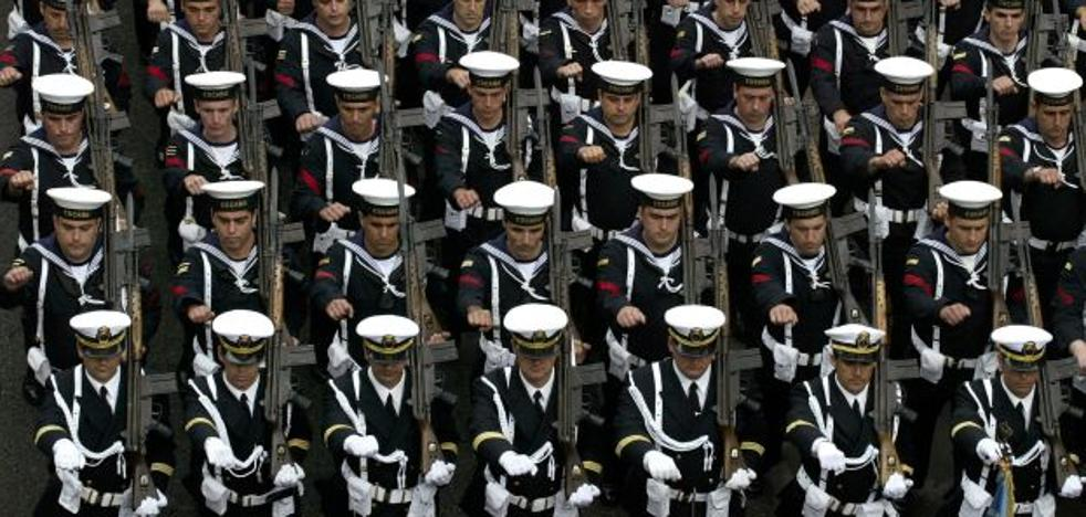Convocatoria extraordinaria para alistarse a las escalas de tropa y marinería