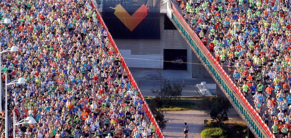 Kitwara bate el récord del Maratón de Valencia