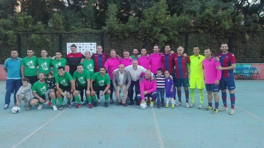 La ONG ASIM organiza un partido solidario de fútbol sala
