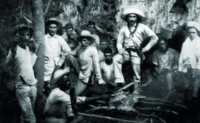 A los 120 años de la última guerra de Cuba