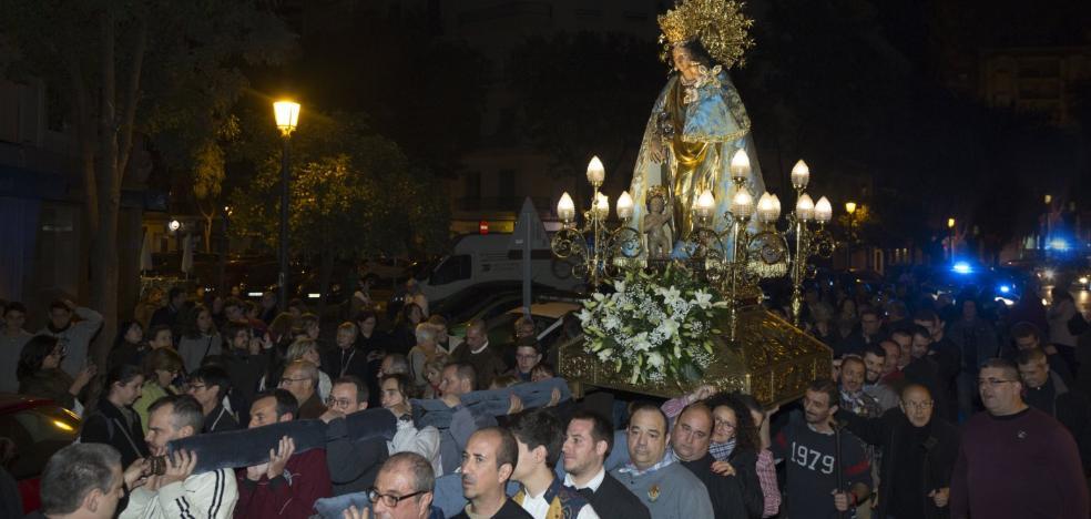 La parroquia del Socorro festeja su 75 aniversario