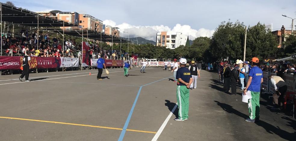 Primer entrenamiento valenciano en Colombia