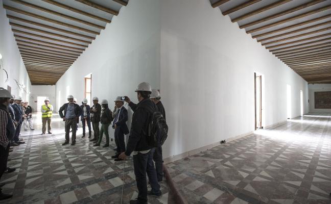 La reforma del Palacio del Temple incluye la antigua comisaría, que se trasladará