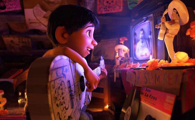 Pixar estrena 'Coco' el 1 de diciembre en España