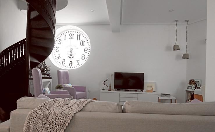 Fotos de la casa de Begoña Cubero, diseñadora industrial