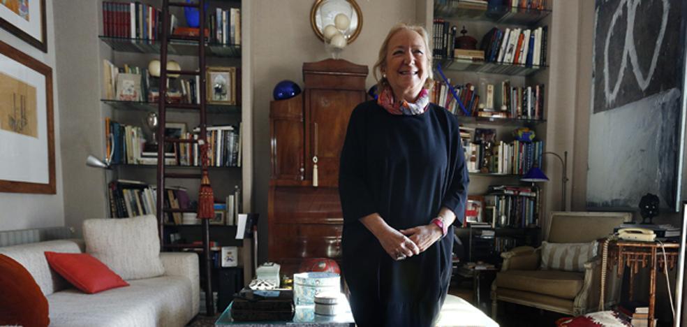 Lola Vega: «Mi hija es fiscal, tan seria y formal, y nosotros unos 'destarifaos'»