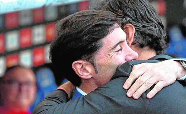 El árbitro expulsa a la familia García Toral