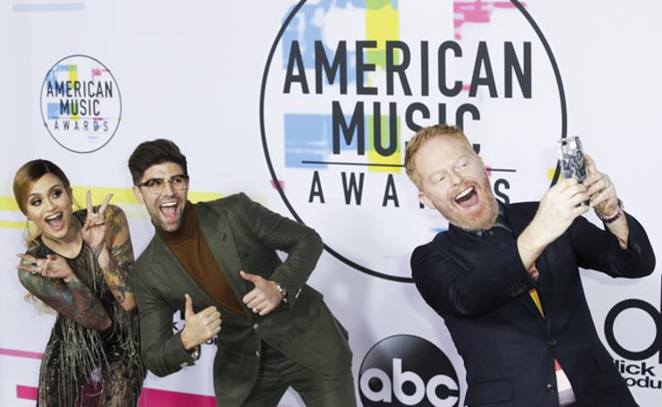 Fotos de la gala de los American Music Awards