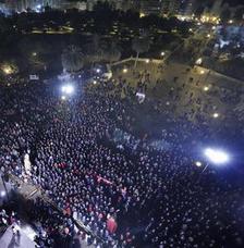 Ximo Puig: «Con la manifestación se ha visibilizado el problema valenciano»