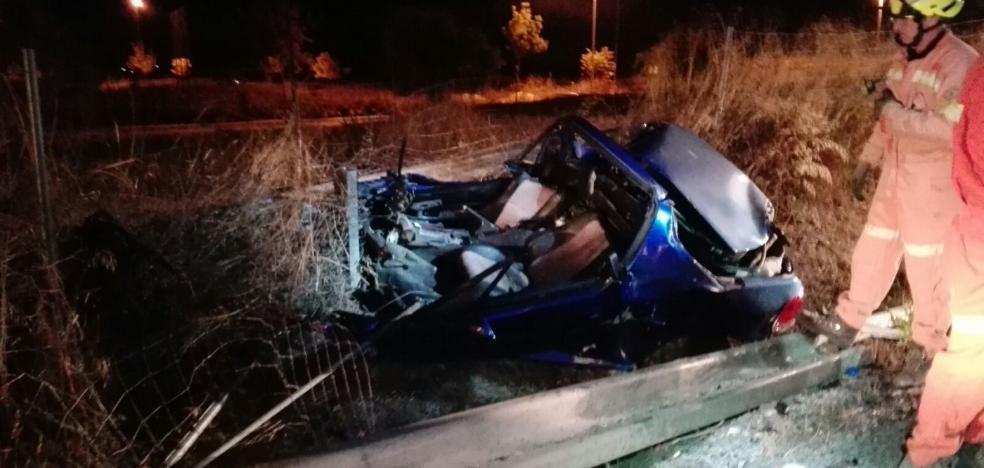 Un joven muere en una colisión en Ontinyent