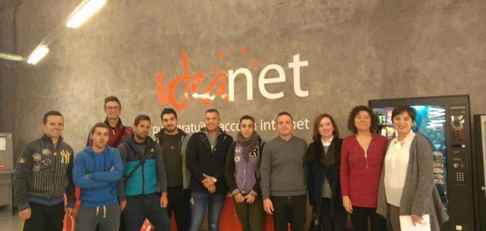 Alzira inicia su segundo plan de formación y ocupación