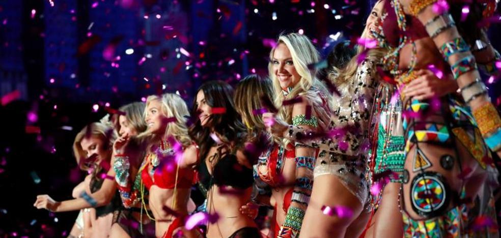 Angelitas: así fue el desfile de Victoria's Secret en Shangai