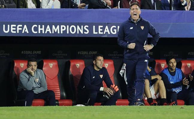 Berizzo: «Cuando vas al ataque, el fútbol te termina pagando»