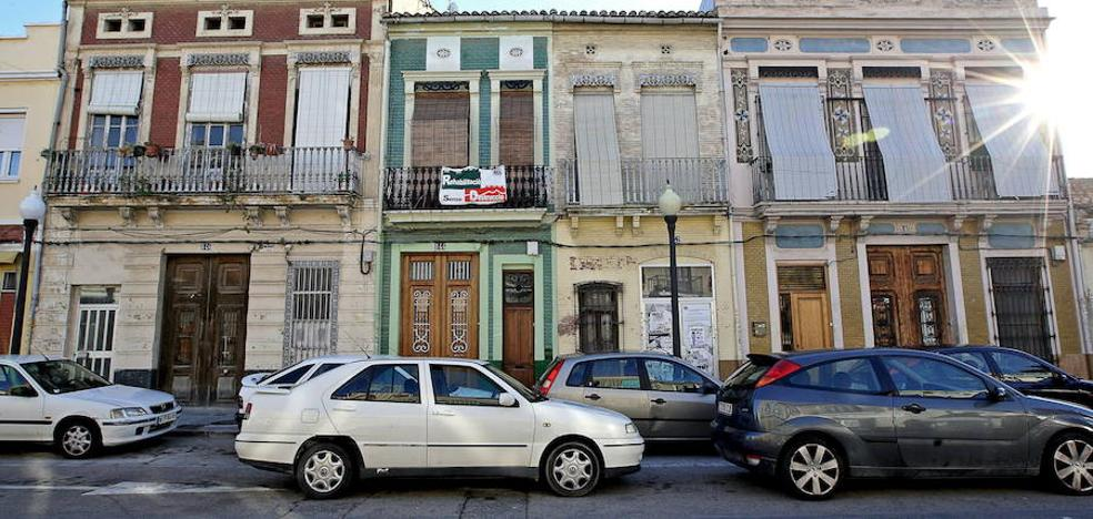 El Plan Especial del Cabanyal reservará suelo para hacer aparcamientos públicos en edificios en altura