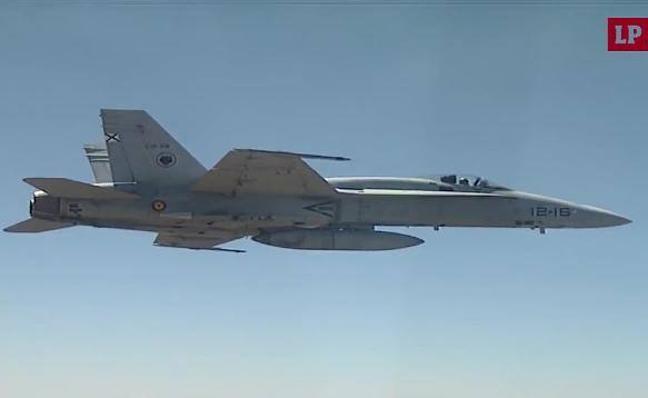 Así suenan los aviones que alarman a los valencianos