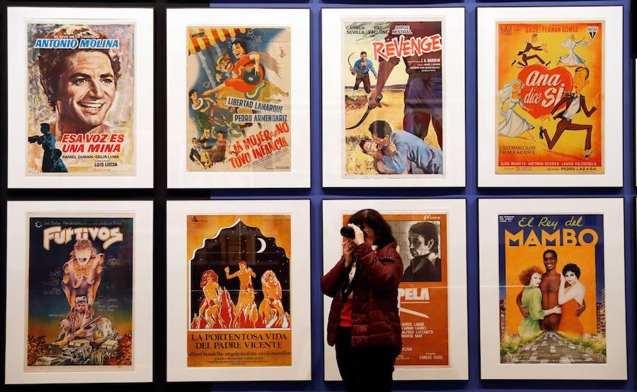 Fotos de la exposición del 30 Aniversario de la Filmoteca Valenciana