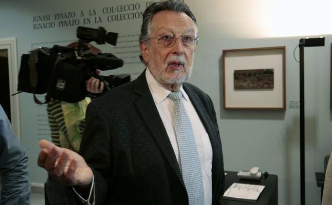Grau se enfrenta a seis años de cárcel por aceptar relojes de un empresario