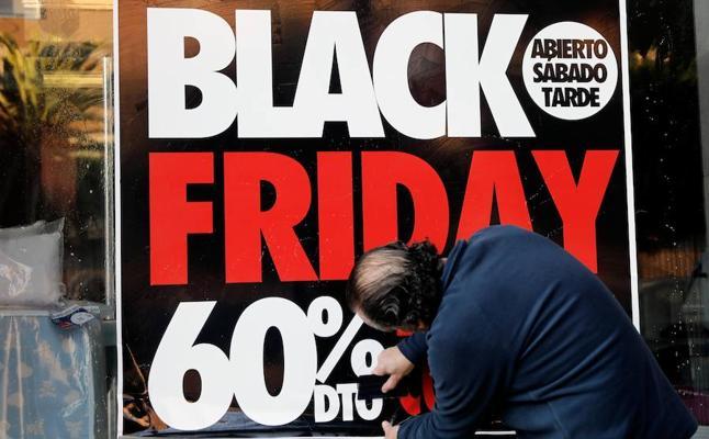 Black Friday en Valencia: cuántos días dura y en qué horarios