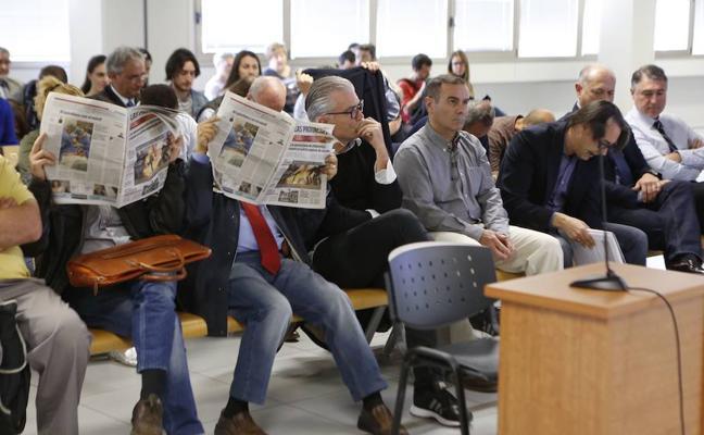La Fiscalía aumenta hasta 24 años la petición de condenas para los cabecillas de Emarsa