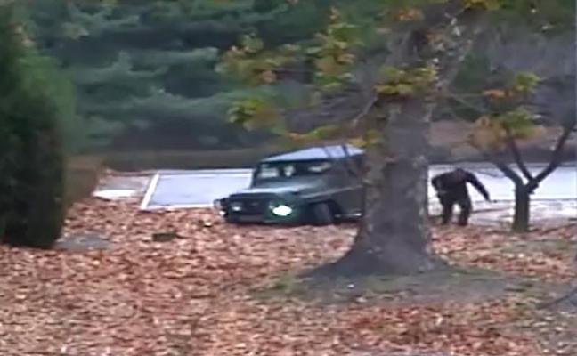 Difunden la espectacular deserción de un soldado norcoreano