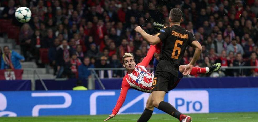 El Atlético aún sueña con un milagro