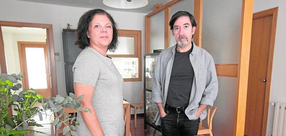 La casa de Carlos Tíscar y María Antonia Giménez