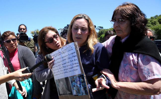 El submarino argentino desaparecido sufrió una «explosión»