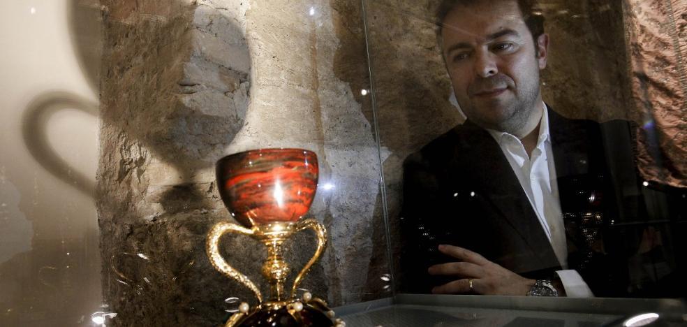 «Es maravilloso que Valencia se aferre al Santo Grial»
