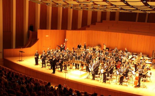 La Unión Musical Santa María del Puig se reivindica en su año del Centenario