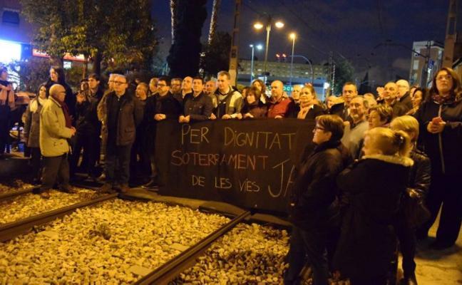 El Consell desbloquea el soterramiento del metro en Burjassot con 10 millones de euros