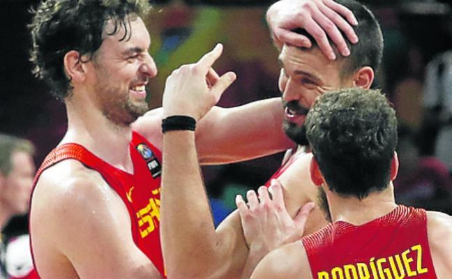 Mediaset rectifica con el Mundial de Basket