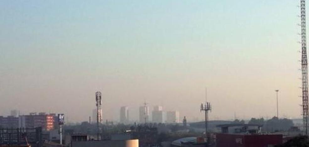 Alcalde de Valencia sobre la calidad del aire: «Motivos para la alarma no, para estar preocupados tampoco, atentos sí»