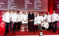 La Comunitat ya luce veinte estrellas Michelin