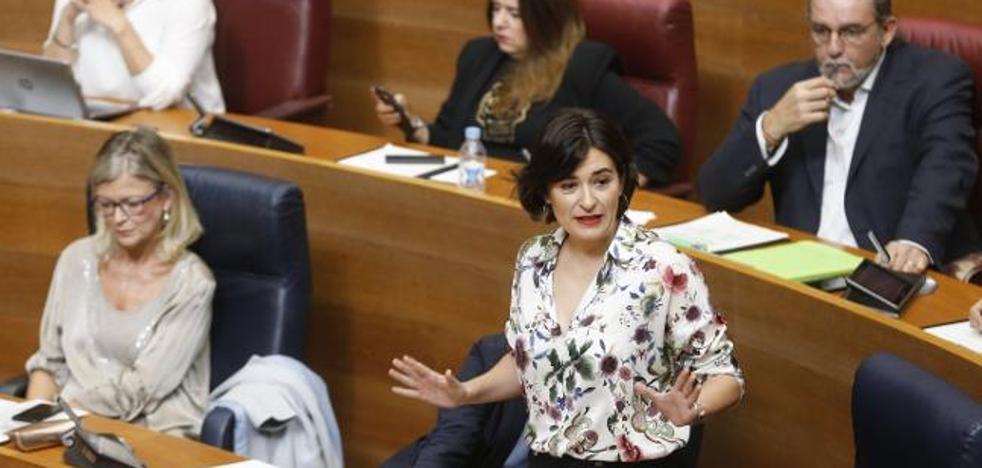 El PP reclama a Puig el cese de Montón tras su actuación en el Hospital Provincial de Castellón