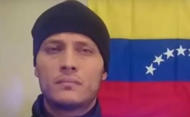 Reaparece en un vídeo el piloto de helicóptero buscado por terrorismo en Venezuela