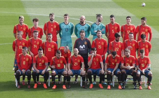 España sube al sexto puesto del ránking FIFA