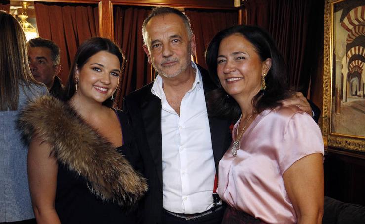 Fotos de la fiesta de Vicente Gracia