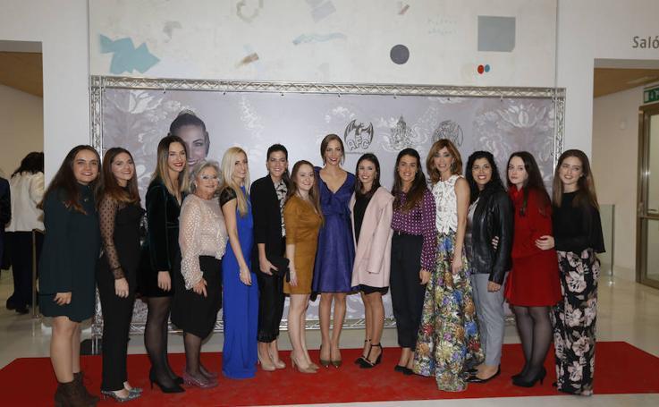 Fotos del acto de homenaje a Raquel Alario, fallera mayor de Valencia 2017