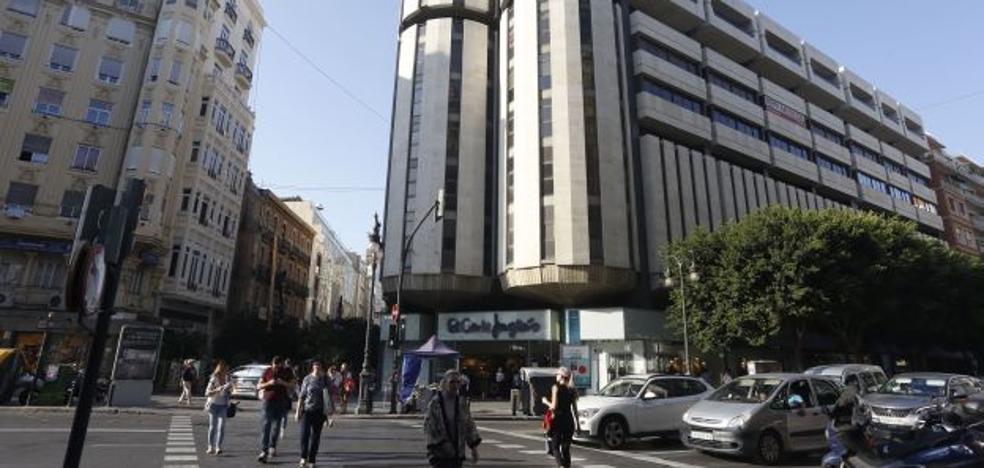 El Corte Inglés prepara una megatienda de Sfera en la calle Colón de Valencia
