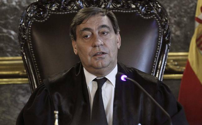 El magistrado del Tribunal Supremo Julián Sánchez Melgar, nuevo fiscal general del Estado
