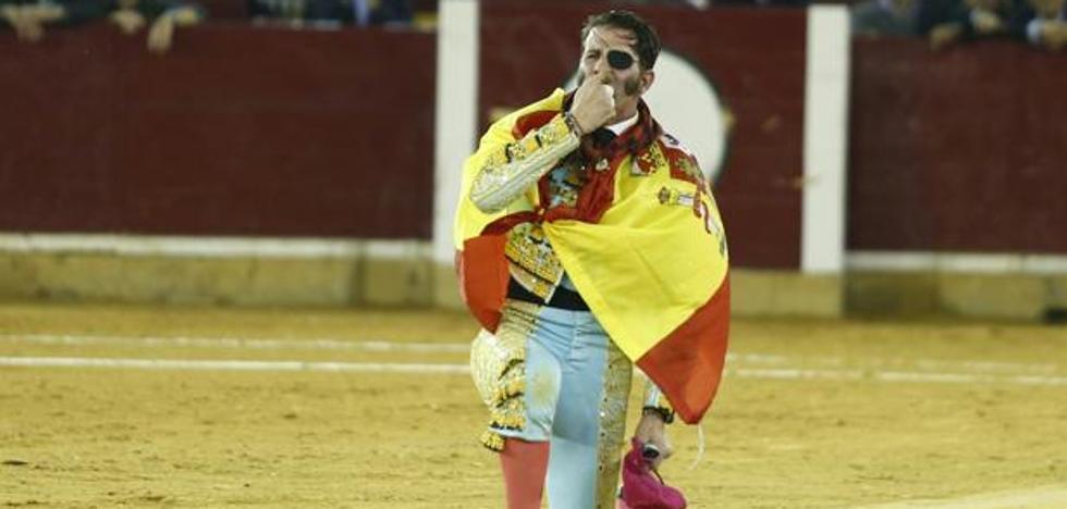 Juan José Padilla anuncia su retirada