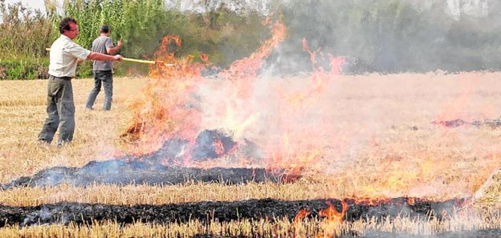 El Ayuntamiento de Valencia culpa a los agricultores de la contaminación en la ciudad