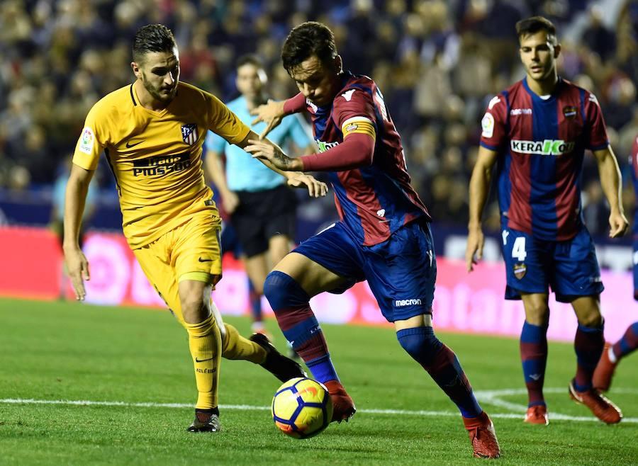 Fotos del Levante UD - Atlético de Madrid